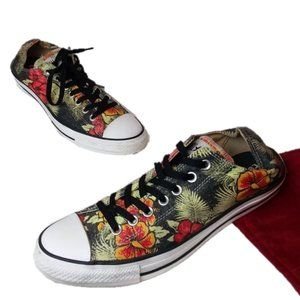 CONVERSE ALL STAR Tropical Hibiscus Sneakers